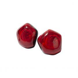Boucles d'oreilles rose Frida rose - Zsiska