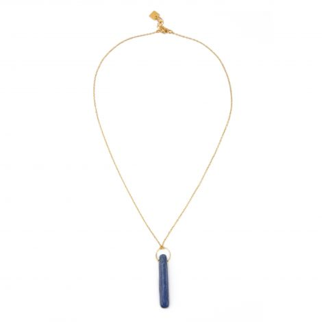Collier Immersion cyanite bleue Immersion