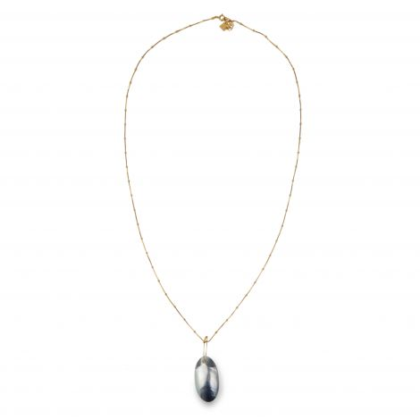 Mother-of-pearl necklace Manta