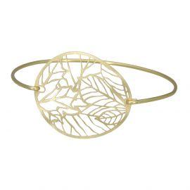 Gold wild bracelet - Ras