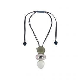 Collier 3 perles Chorus - ZSISKA