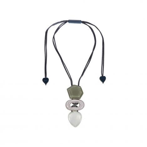 3 beads necklace Chorus