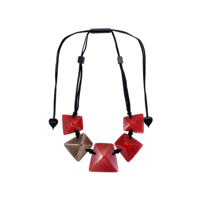 5 pieces necklace Herrera