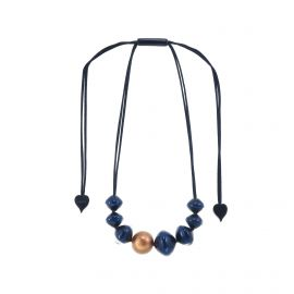8 beads necklace Malai - ZSISKA