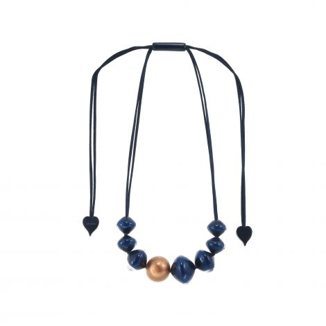 8 beads necklace Malai