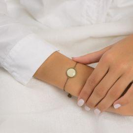Bracelet Soleil Levant nacré Les classiques - Amélie Blaise