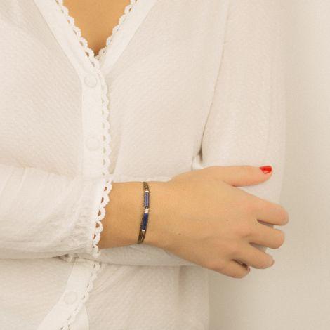 Lapis Lazulis multi-rounds bracelet No limits