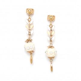 Earrings Les inseparables - Franck Herval