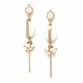 Earrings Les inseparables - Franck Herval