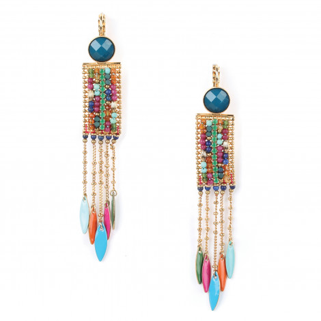 Earrings Les radieuses