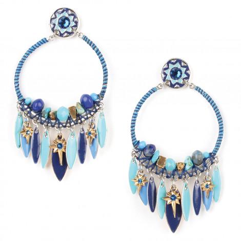 Earrings Les radieuses