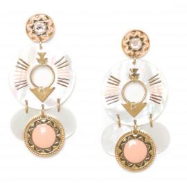 Earrings Les radieuses - Franck Herval