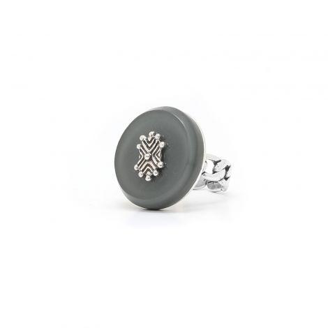Resin ring steel