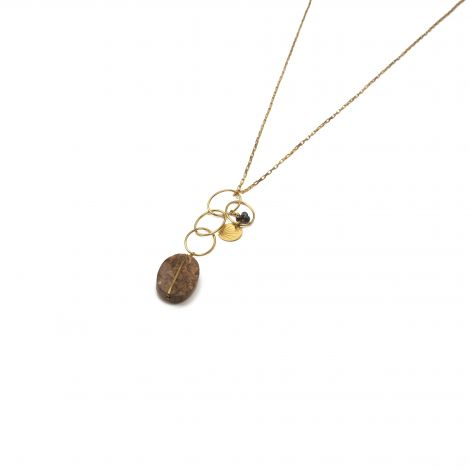 Rounds necklace New frontier