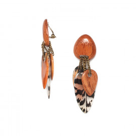 Clips Amherst - Nature Bijoux