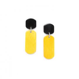 Earrings Black mango - Nature Bijoux