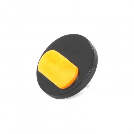 Bague Black mango