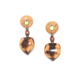 Earrings Burundi - Nature Bijoux