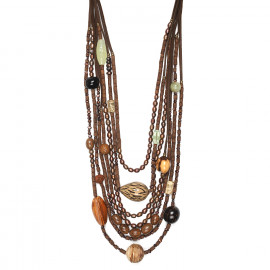Necklace Burundi - Nature Bijoux