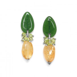 Earrings Citrus - Nature Bijoux