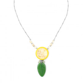 Necklace Citrus - Nature Bijoux