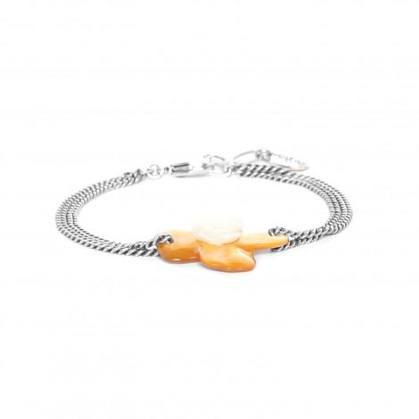 Bracelet Fleurs de nacre
