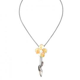 Collier Fleurs de nacre - Nature Bijoux