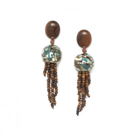 Earrings Greenway - Nature Bijoux