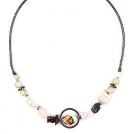 Necklace Hocus pocus - Nature Bijoux