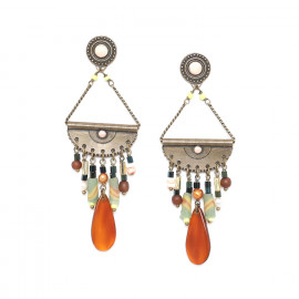 Earrings Kumasi - Nature Bijoux