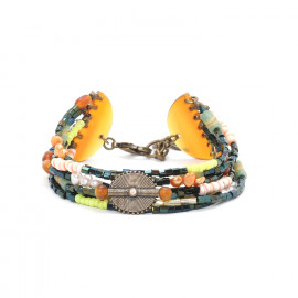 Bracelet Kumasi - Nature Bijoux