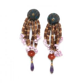 Earrings Melting pot - Nature Bijoux