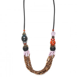 Necklace Melting pot - Nature Bijoux