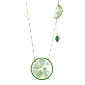 Necklace Mojito - Nature Bijoux