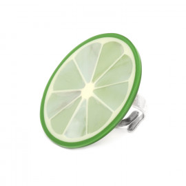 Ring Mojito - Nature Bijoux