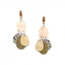 Earrings Naturaliste - Nature Bijoux