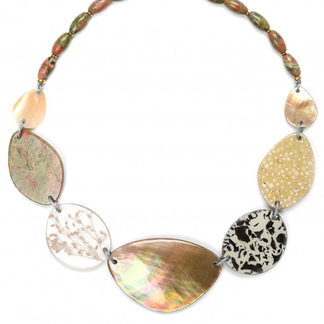 Collier Naturaliste