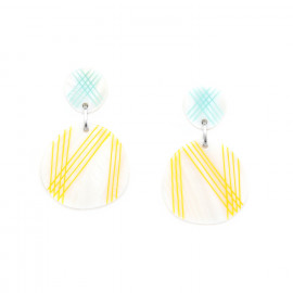 Earrings Pampelonne - Nature Bijoux