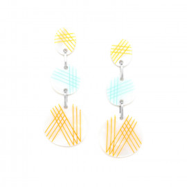 Earrings Pampelonne - Nature Bijoux