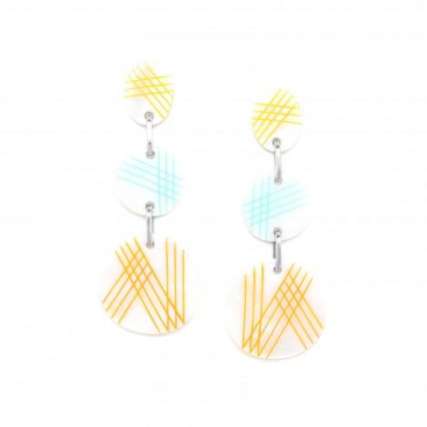 Earrings Pampelonne