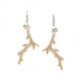 Earrings Nahia - Franck Herval
