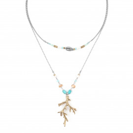 Necklace Nahia - Franck Herval