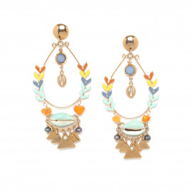 Earrings Sienna - Franck Herval