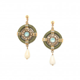 Earrings Solene - Franck Herval