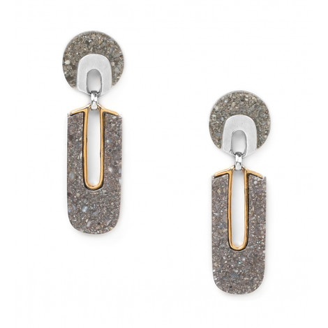 Earrings Granite