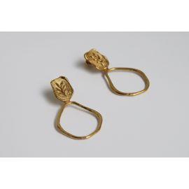 Portlligat long earrings - Joidart