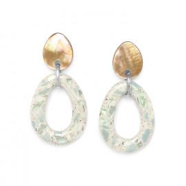 Earrings Camargue - Nature Bijoux