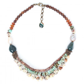 Collier Forest therapy - Nature Bijoux