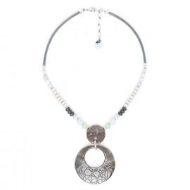 Necklace Frozen fjord - Nature Bijoux