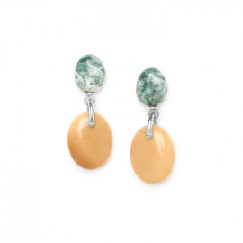 Earrings Galets - Nature Bijoux